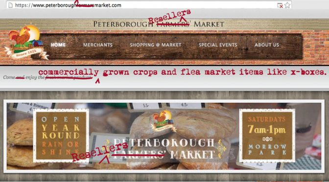 Peterborough Commercial Produce Reseller's Market