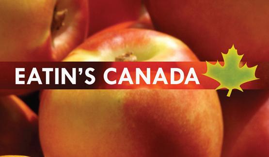 Eatin's Canada – January