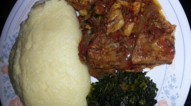 Lindiwe's Beef Stew