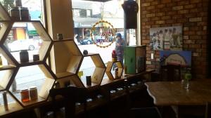 Main Street Honey Shoppe (inside)