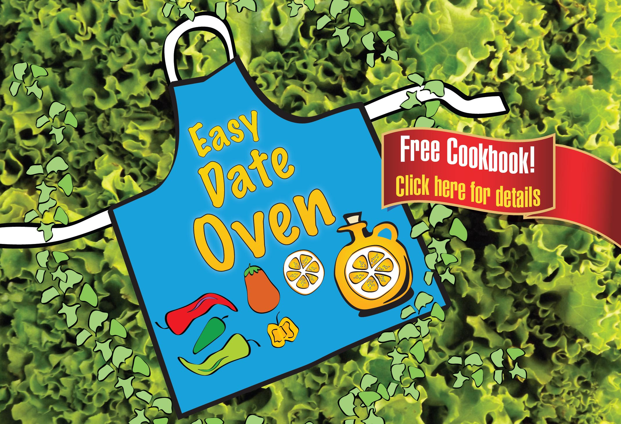 Free Cookbook Offer! Eatin's Canada - Easy Date Oven