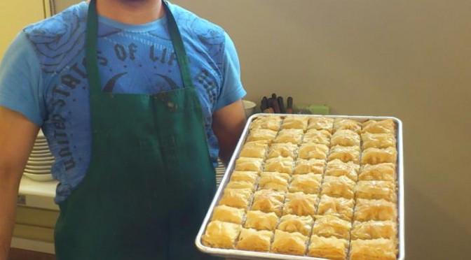 Chef Mohammad's Lebanese Baklava