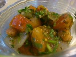Preserved Salsa