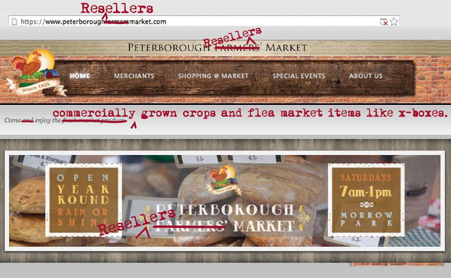 Peterborough Resellers Market